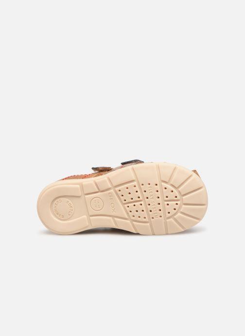 Sandales et nu-pieds Geox B Kaytan B9250B Marron vue haut
