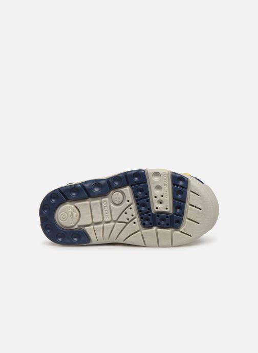 Sandalen Geox B Sandal Multy Boy B920FB Blauw boven