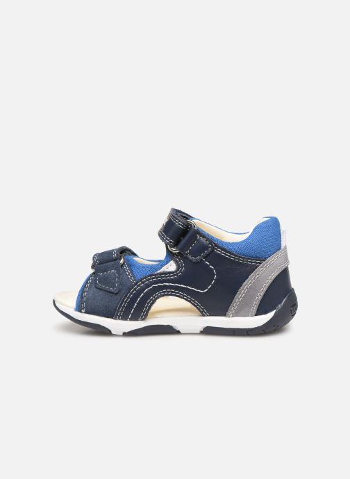 Sandales et nu-pieds Geox B Sandal Tapuz Boy B920XB Bleu vue face