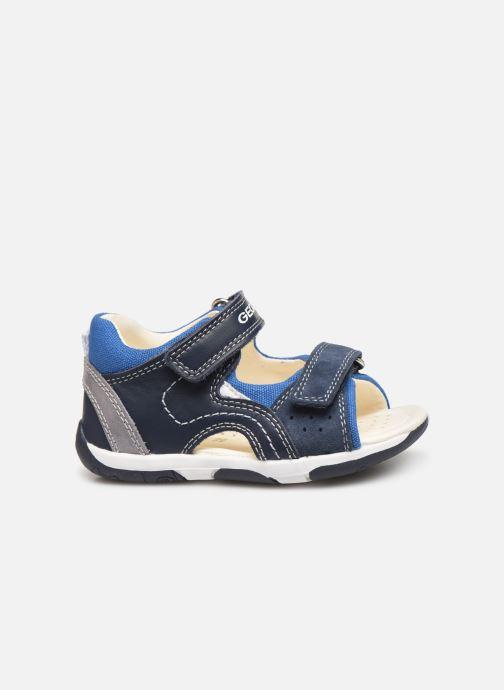 Sandales et nu-pieds Geox B Sandal Tapuz Boy B920XB Bleu vue derrière