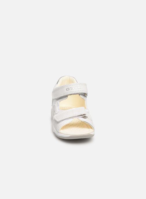 351475 Nu B Chez Sandal pieds Girl Geox Tapuz Sandales gris B920yc Et 81SnwaOqPx