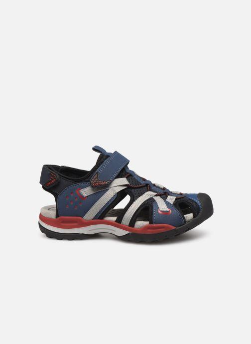 Sandales et nu-pieds Geox J Borealis Boy J920RB Bleu vue derrière