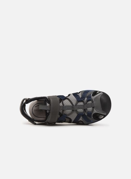 Sandali e scarpe aperte Geox J Borealis Boy J920RB Azzurro immagine sinistra