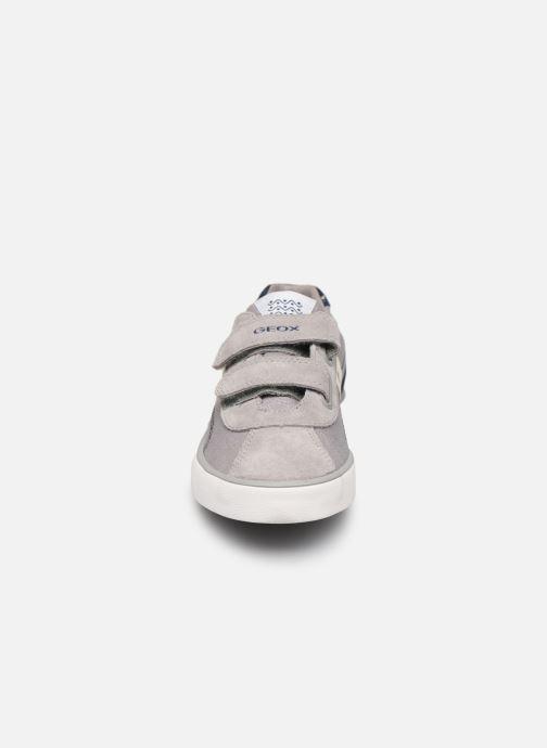 Sneakers Geox J Kilwi Boy J82A7I Grijs model