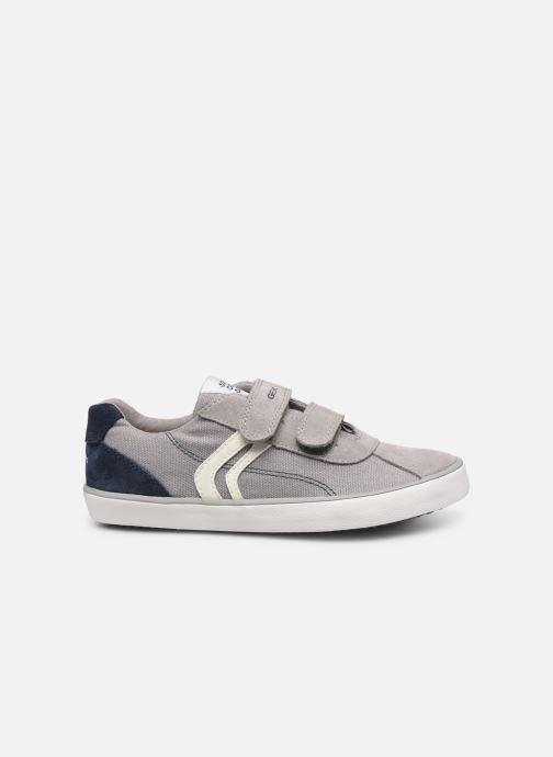Sneakers Geox J Kilwi Boy J82A7I Grijs achterkant
