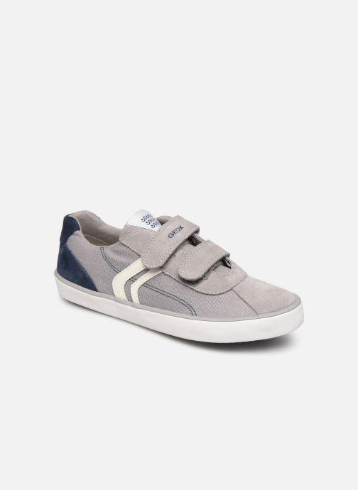 Sneakers Geox J Kilwi Boy J82A7I Grijs detail