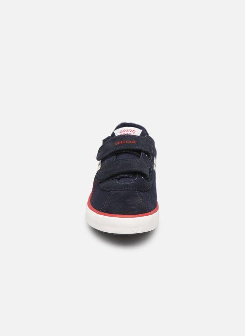 Sneakers Geox J Kilwi Boy J82A7I Blå se skoene på