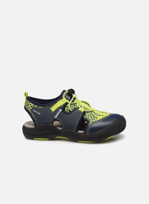 Sandali e scarpe aperte Geox Jr Sandal Kyle J92E1B Azzurro immagine posteriore