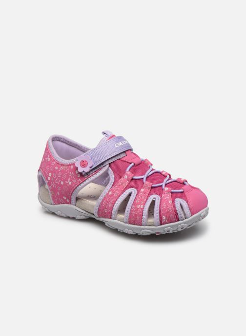 Sandali e scarpe aperte Geox Jr Sandal Roxanne J92D9B Rosa vedi dettaglio/paio