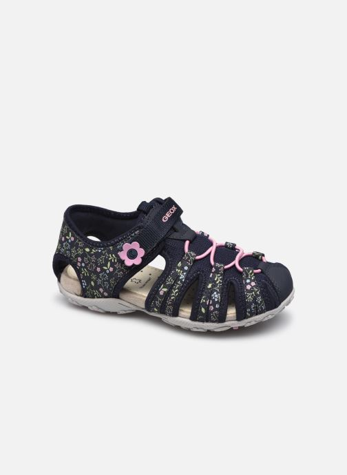 Sandali e scarpe aperte Geox Jr Sandal Roxanne J92D9B Azzurro vedi dettaglio/paio
