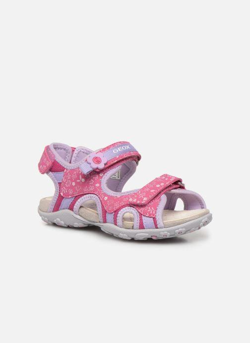 Sandali e scarpe aperte Geox Jr Sandal Roxanne J92D9C Rosa vedi dettaglio/paio