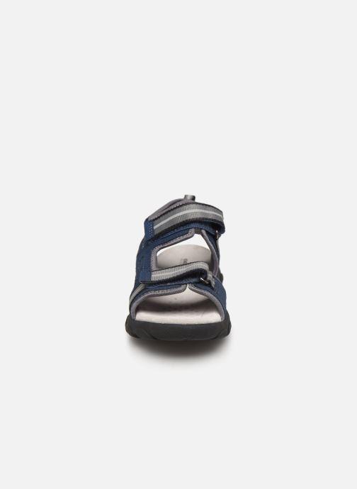 Sandaler Geox Jr Sandal Strada J9224A Blå se skoene på