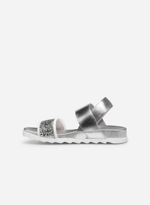 Sandali e scarpe aperte Unisa Kalo Argento immagine frontale
