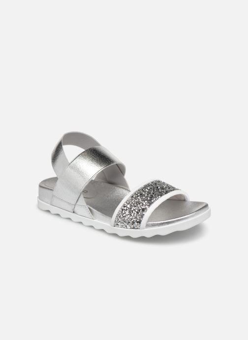 Sandales et nu-pieds Unisa Kalo Argent vue détail/paire