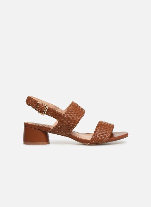 Sandales et nu-pieds I Love Shoes LOUKA Marron vue derrière