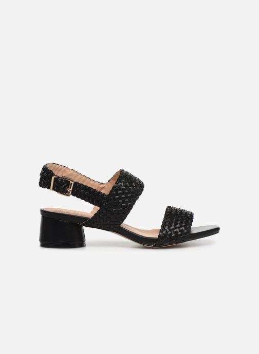 Sandales et nu-pieds I Love Shoes LOUKA Noir vue derrière