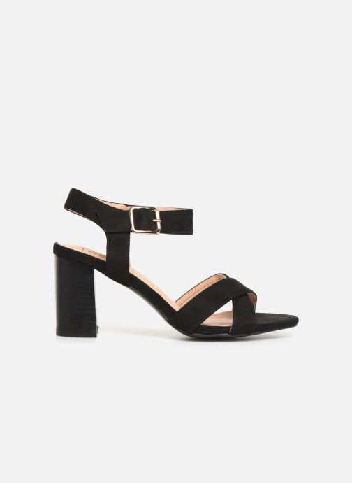 Sandales et nu-pieds I Love Shoes LOTTY Noir vue derrière