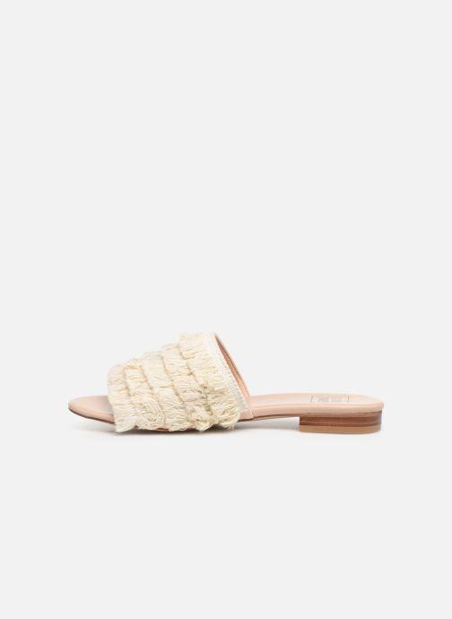 Mules et sabots I Love Shoes LOGANE Rose vue face