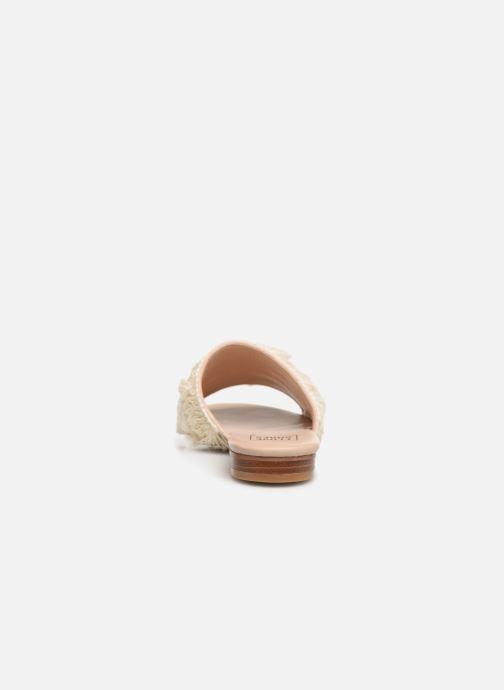 Zoccoli I Love Shoes LOGANE Rosa immagine destra