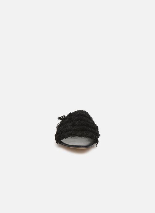 Zuecos I Love Shoes LOGANE Negro vista del modelo