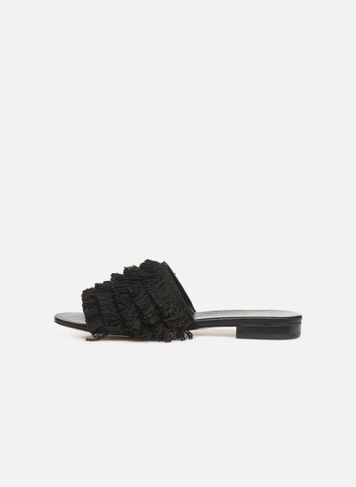 Mules et sabots I Love Shoes LOGANE Noir vue face