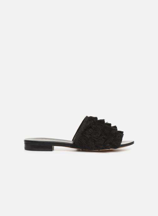 Zuecos I Love Shoes LOGANE Negro vistra trasera