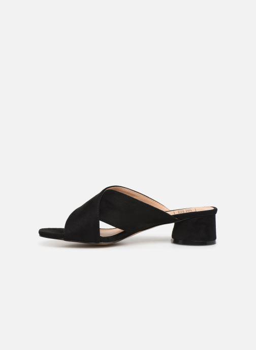 Mules et sabots I Love Shoes LONACI Noir vue face