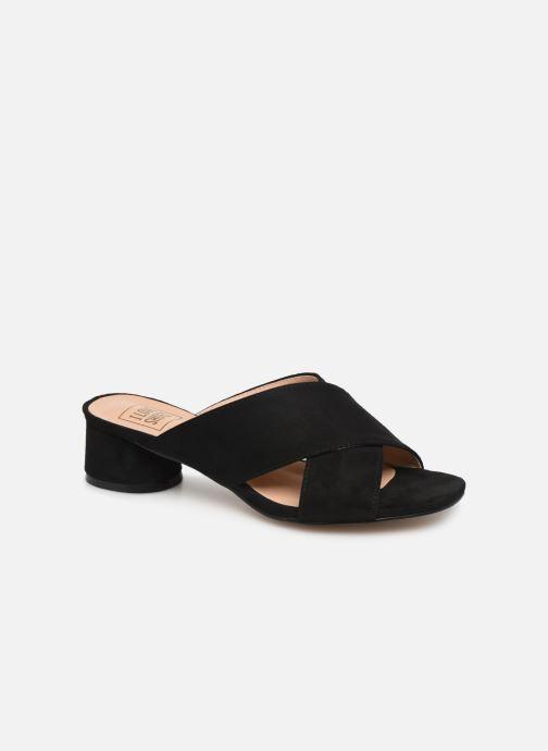 Mules et sabots I Love Shoes LONACI Noir vue détail/paire