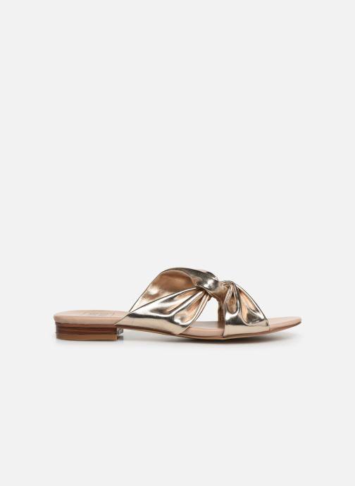 Mules et sabots I Love Shoes LINEA Or et bronze vue derrière