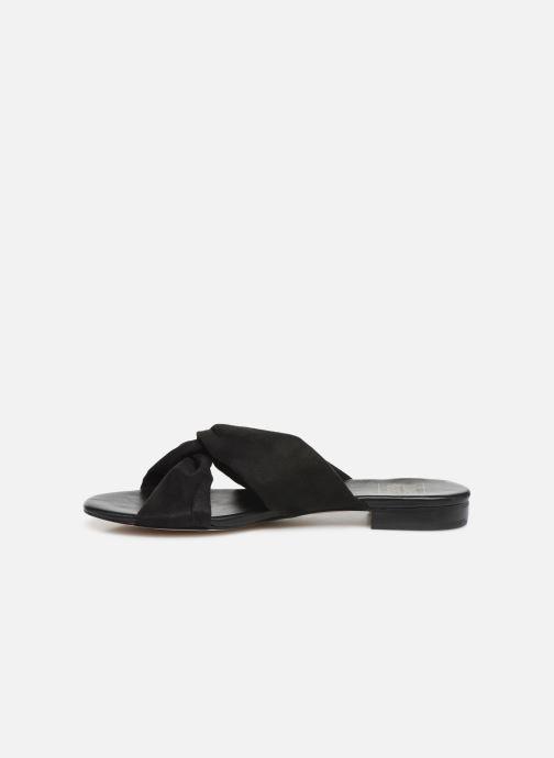 Mules et sabots I Love Shoes LINEA Noir vue face