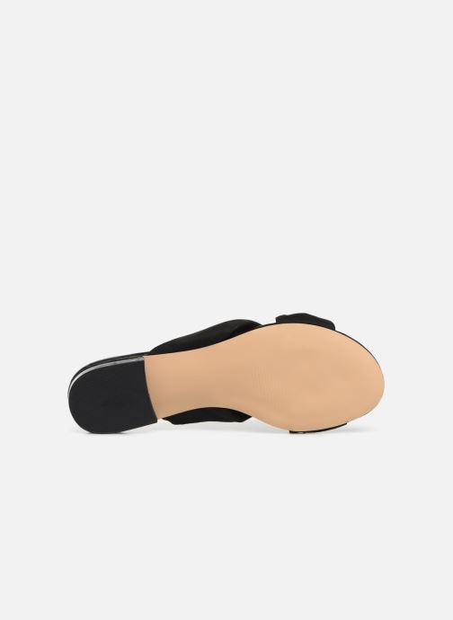 Mules et sabots I Love Shoes LINEA Noir vue haut