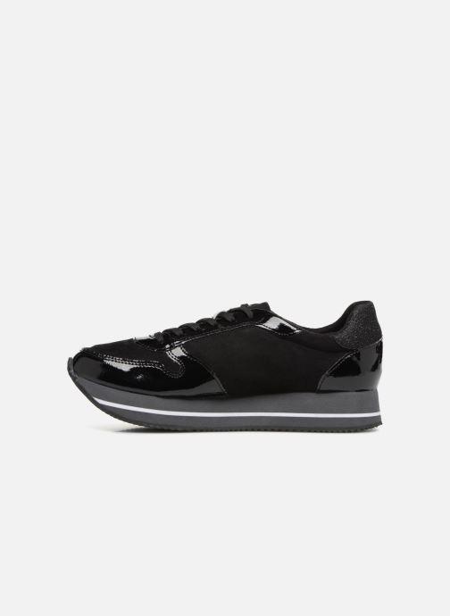 Sneakers Tamaris 23779 Sort se forfra