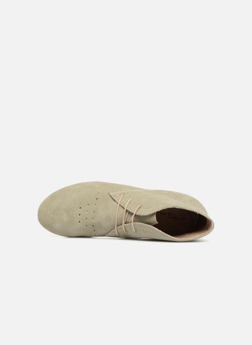Bottines et boots Tamaris 25208 Vert vue gauche