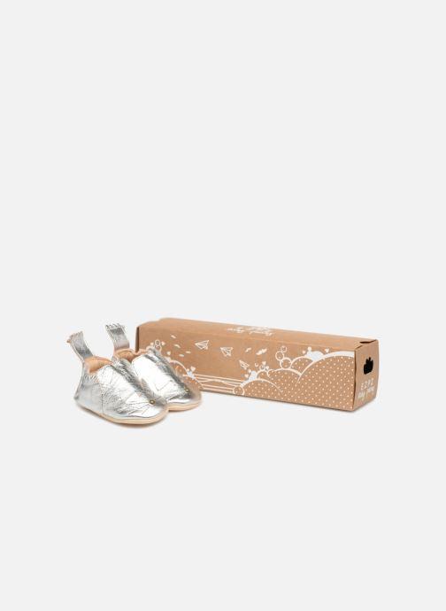 Pantofole Easy Peasy Blumoo Chat Argento vedi dettaglio/paio