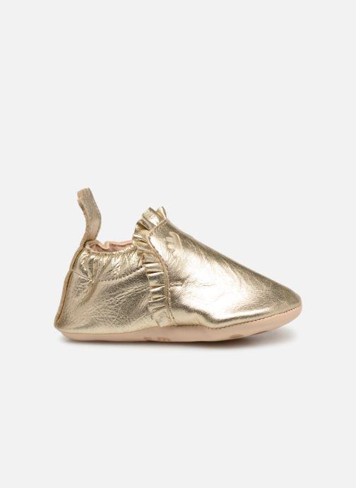Hausschuhe Easy Peasy Blumoo Froufrou gold/bronze ansicht von links