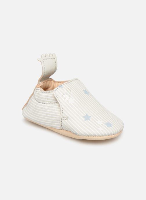Chaussons Easy Peasy Blumoo Dream Bleu vue portées chaussures