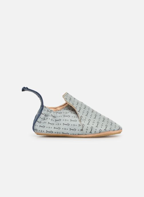 Chaussons Easy Peasy Blublu Pesce Gris vue gauche
