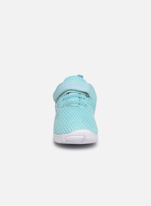 Baskets Kangaroos Inlite 5003 Bleu vue portées chaussures