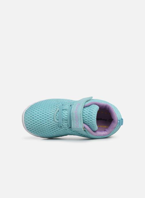 Baskets Kangaroos Inlite 5003 Bleu vue gauche
