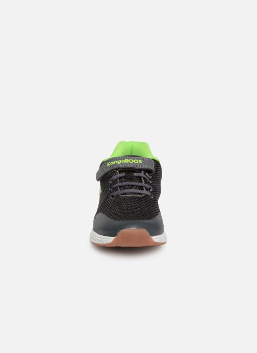 Baskets Kangaroos Roni EV Gris vue portées chaussures