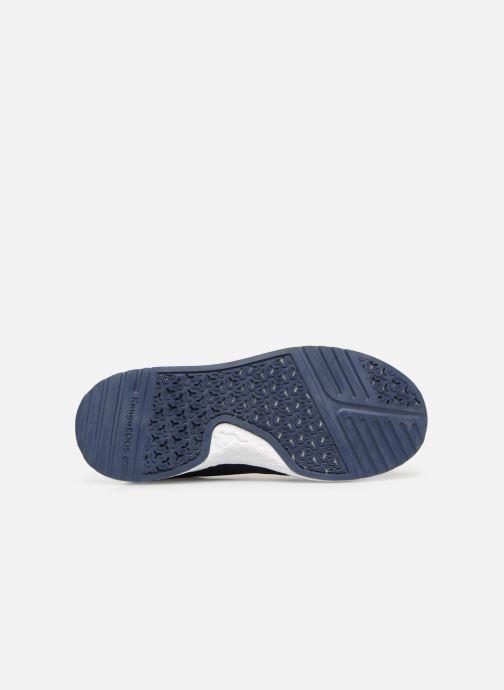 Baskets Kangaroos Kadee Sock Bleu vue haut