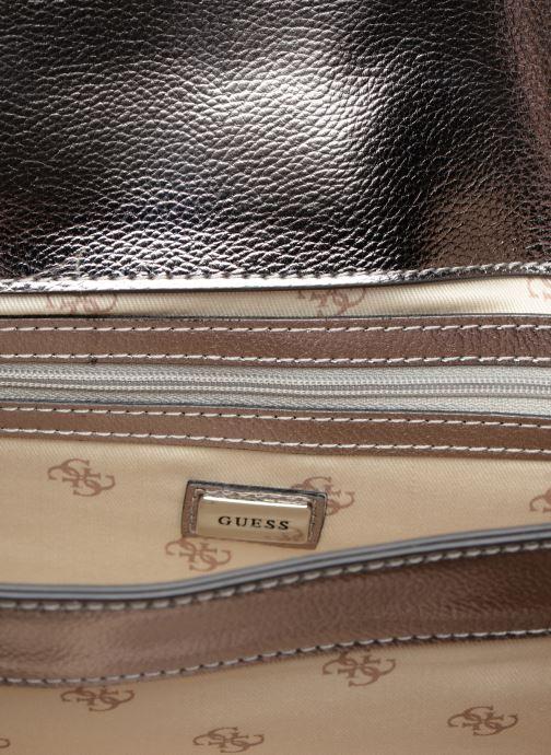 Handtassen Guess JLO ALBA Zilver achterkant
