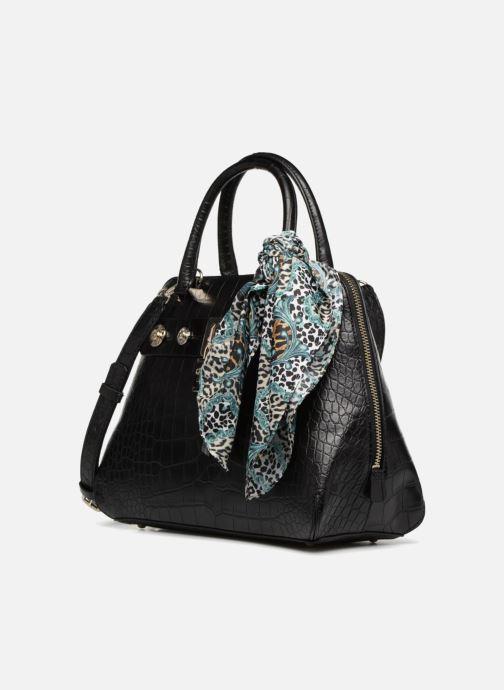 Handtassen Guess ANNE MARIE DOME Zwart model