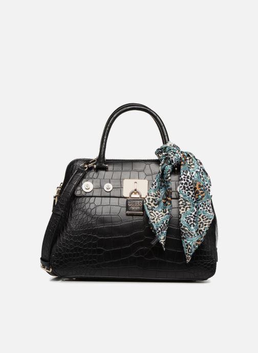 Guess ANNE MARIE DOME (Black) - Handbags chez Sarenza (351609) 9ce378db0d21f