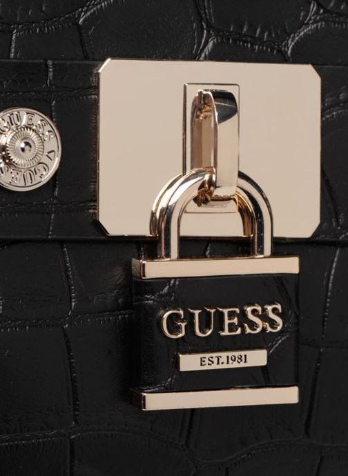 Handtassen Guess ANNE MARIE CROSSBODY Zwart links