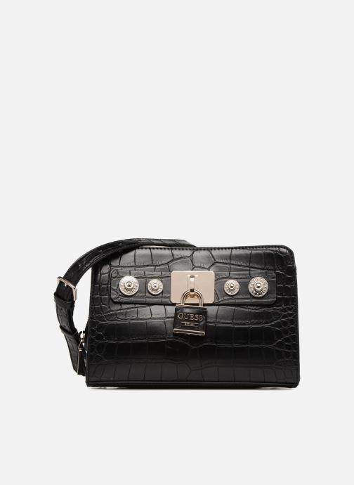 Guess ANNE MARIE CROSSBODY (Black) - Handbags chez Sarenza (351611) 3b52c4cb54688