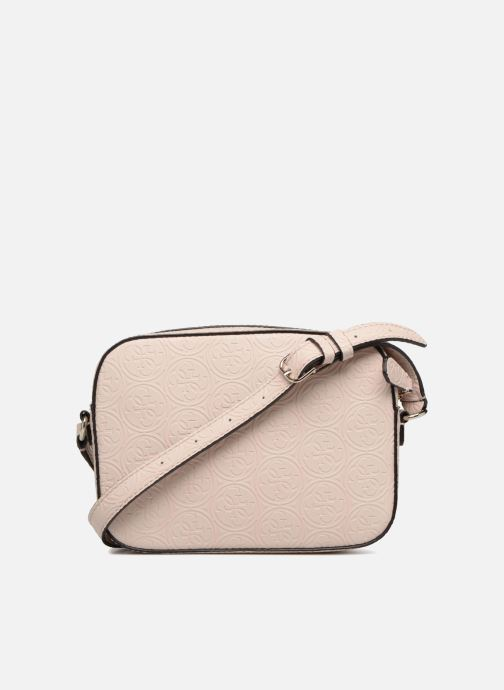 Sacs à main Guess KAMRYN CROSSBODY Rose vue face