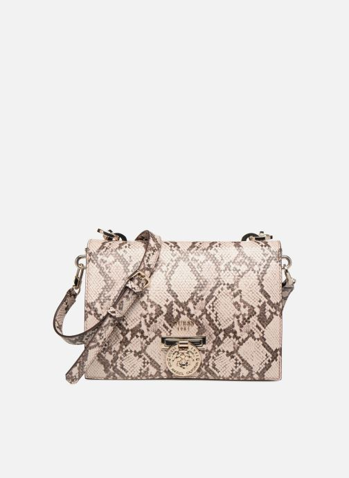 Sacs à main Guess MARLENE SHOULDER BAG Beige vue détail/paire