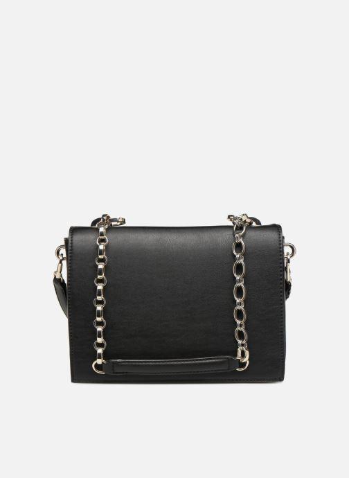 Handtassen Guess MARLENE SHOULDER BAG Zwart voorkant