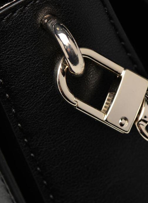 Handtassen Guess MARLENE SHOULDER BAG Zwart links